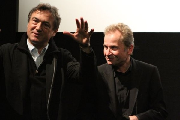 Jean Perret, Ulrich Seidl © Andrea Wagner