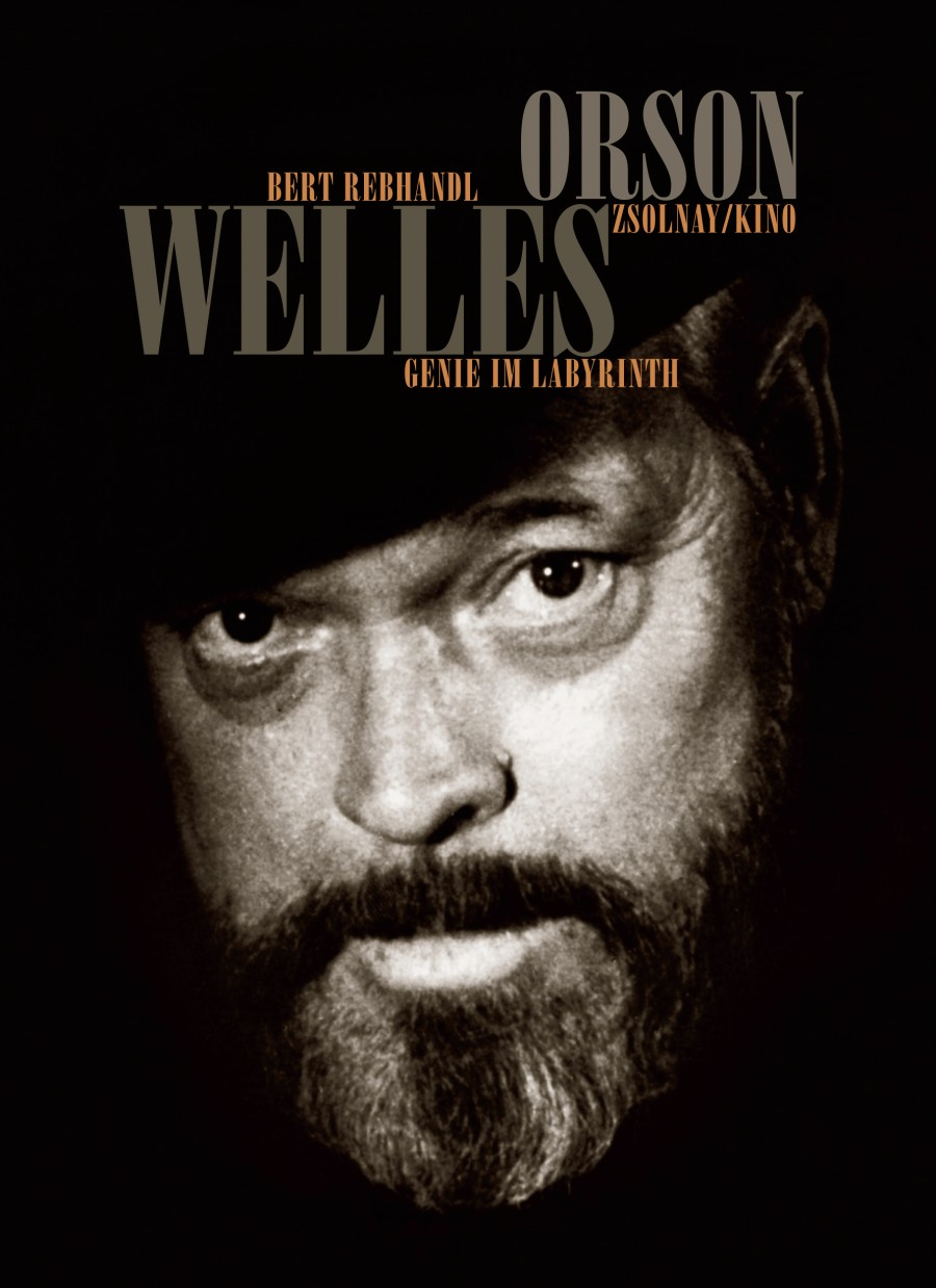 Cover                                     Orson Welles