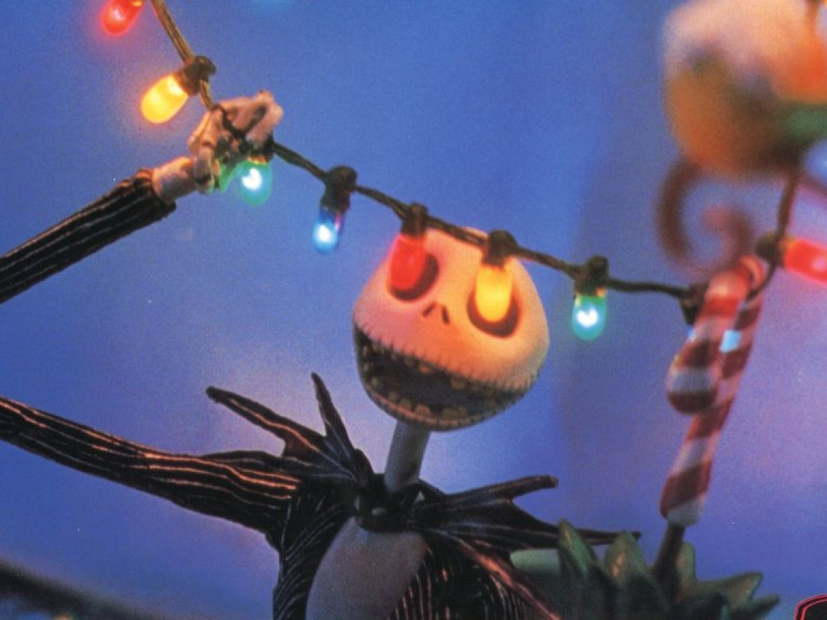 Tim Burton's The Nightmare Before Christmas, 1993, Henry Selick