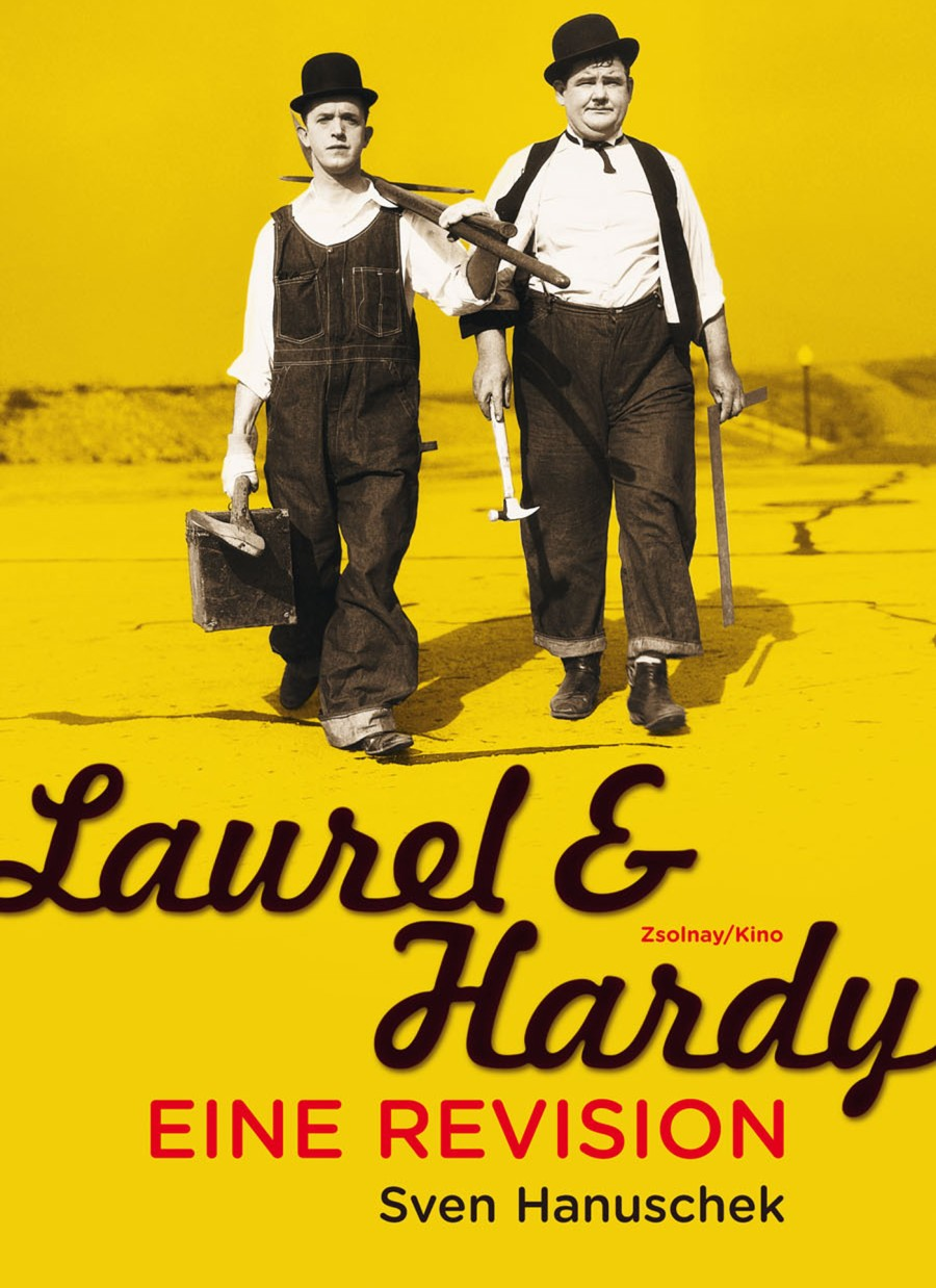 Cover Laurel und Hardy
