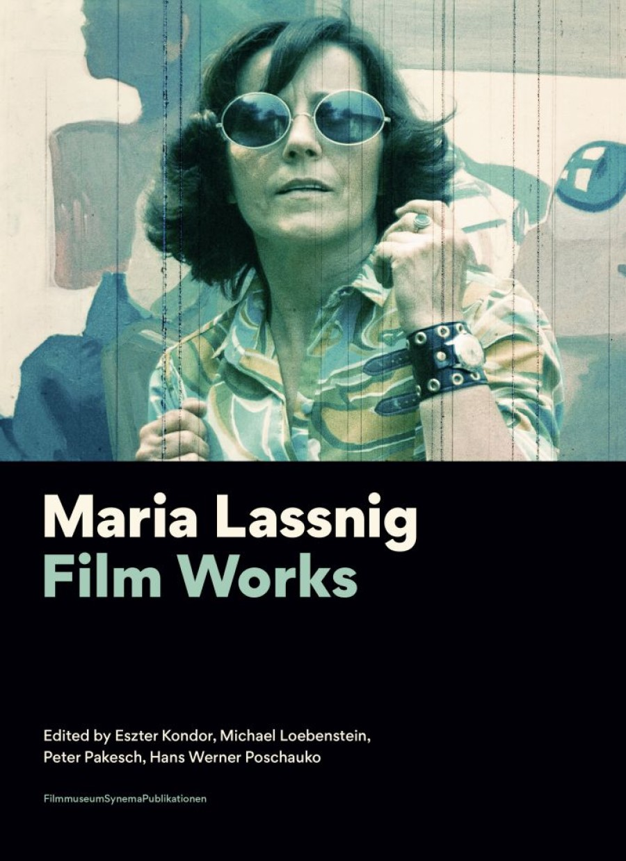 Cover Maria Lassnig. Film Works