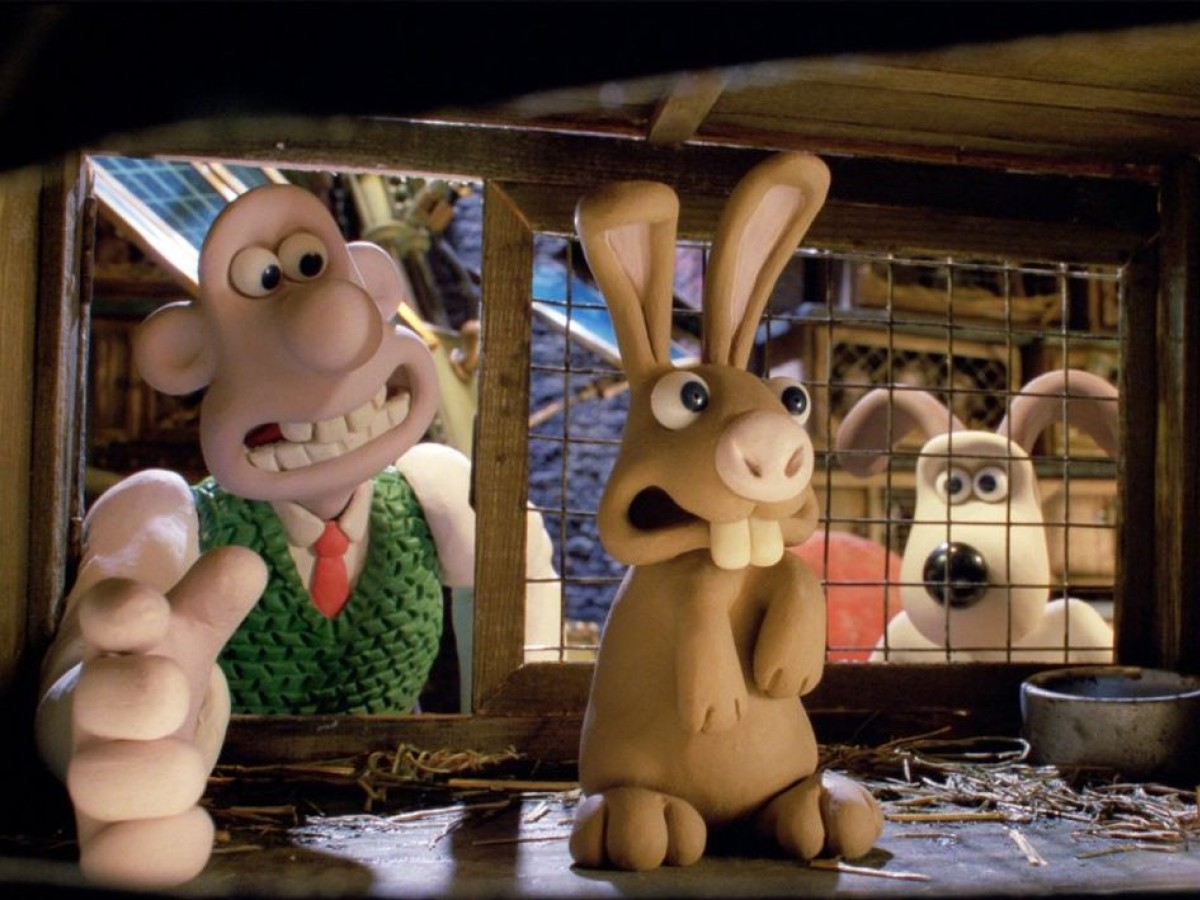 Wallace & Gromit: The Curse of the Were-Rabbit, 2005, Nick Park, Steve                                           Box