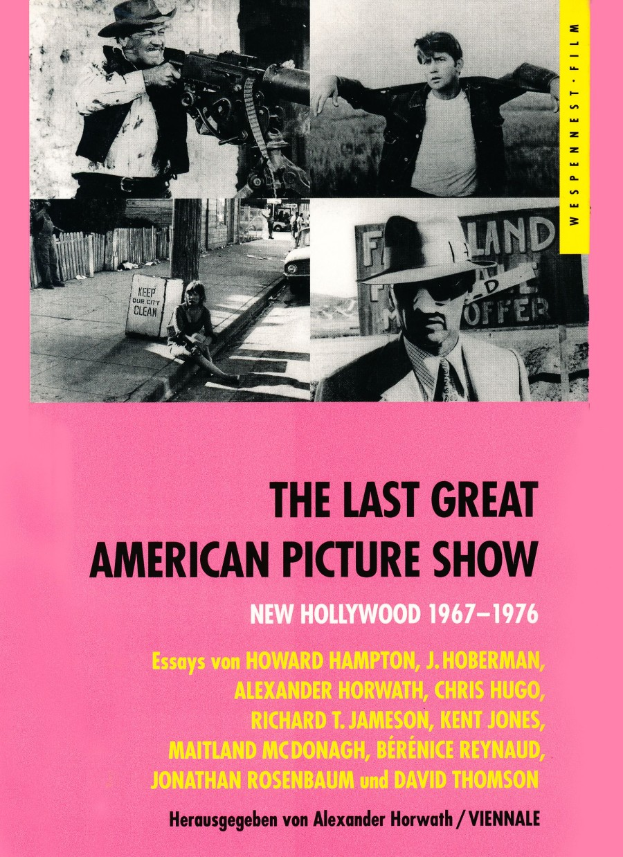 Cover New Hollywood                                     1967-1976