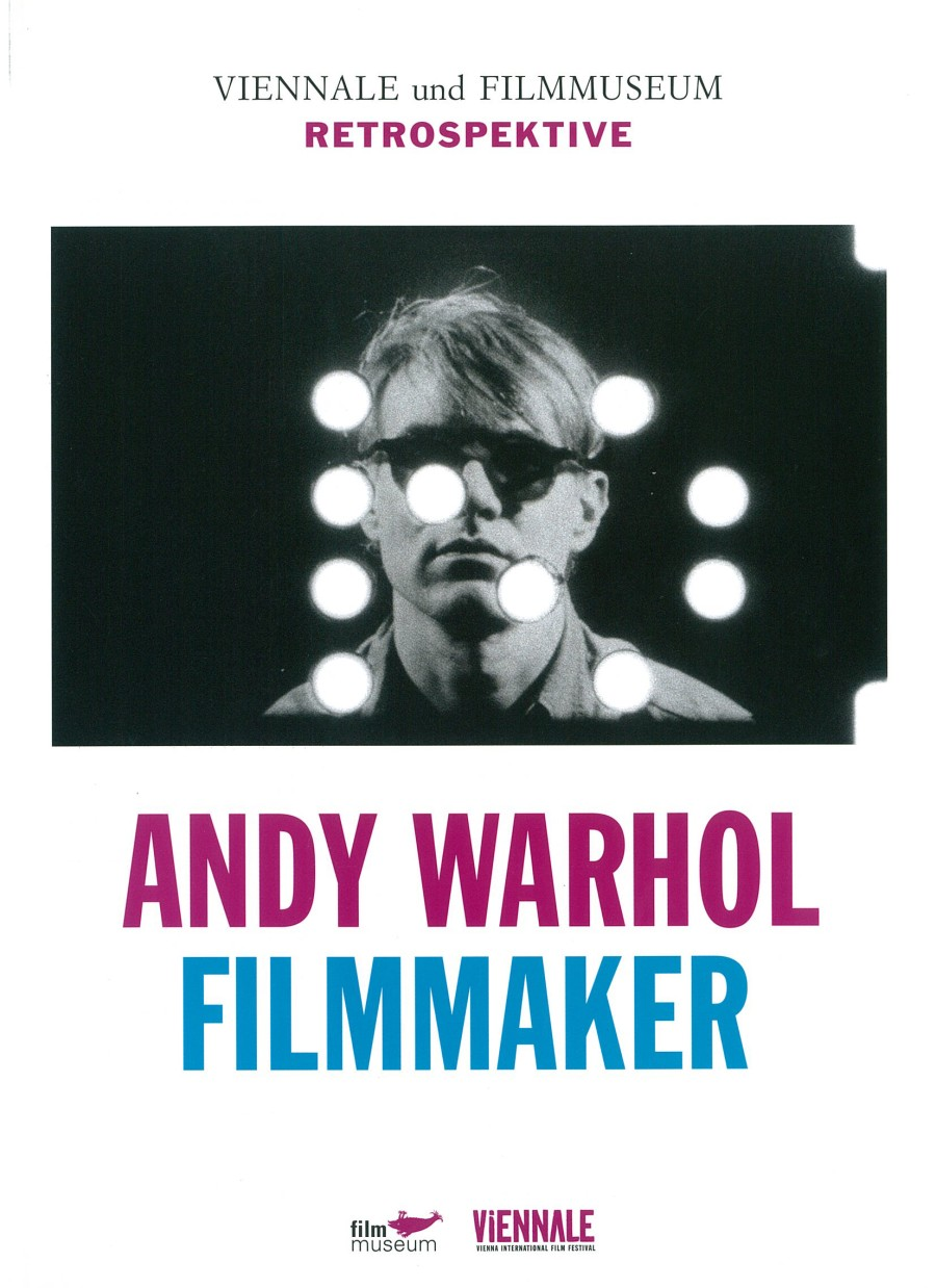 Cover V05 Andy Warhol Filmmaker