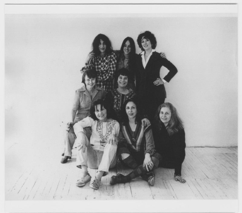 Women/Artist/Filmmakers, Inc., 1976 © Bob Parent