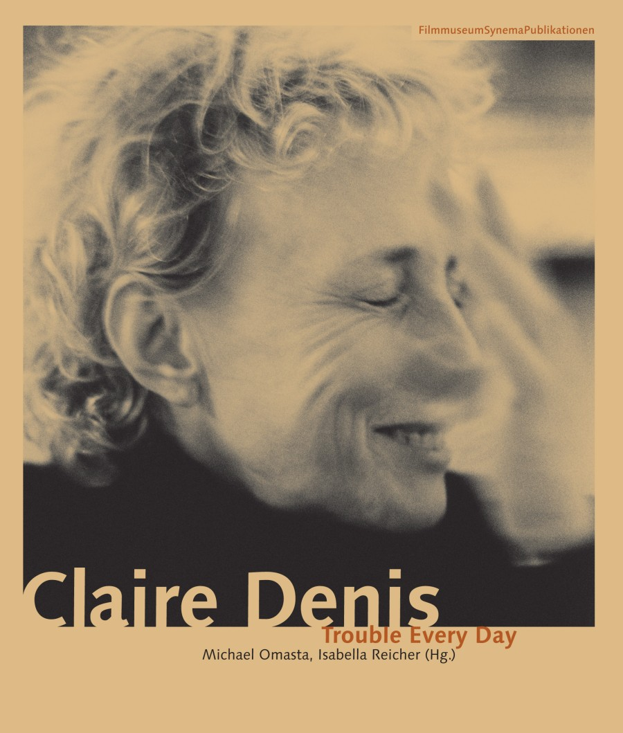 Cover Claire Denis