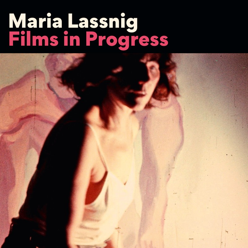 DVD Cover Maria Lassnig. Films in Progress