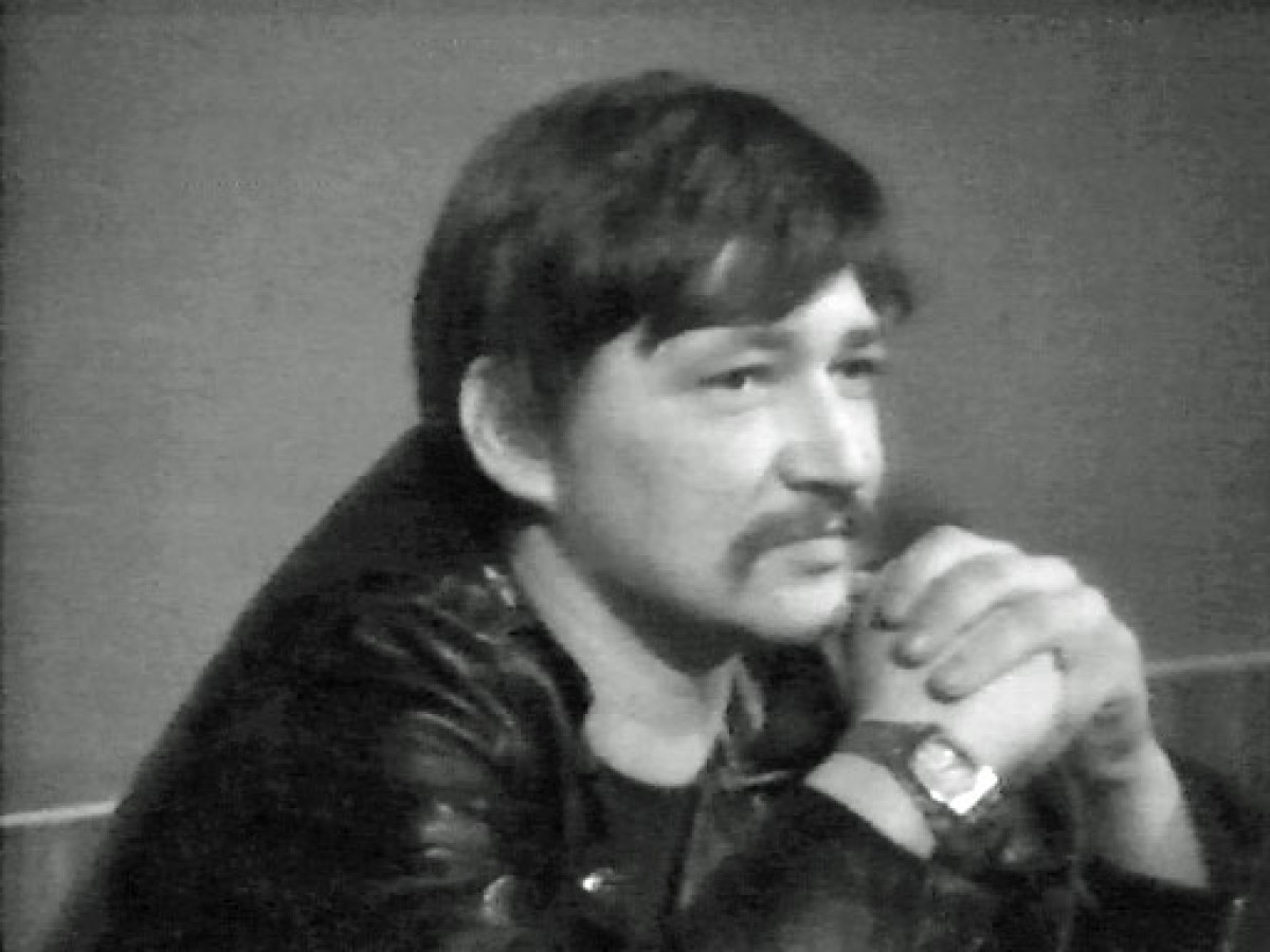 Rainer Werner Fassbinder (Quelle: U-Matic-Band frame grab)